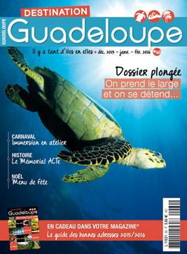 Destination Guadeloupe #60 spécial plongée