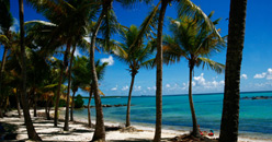 Ambiance plages et lagons Guadeloupe