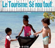 CTIG tourisme, Guadeloupe