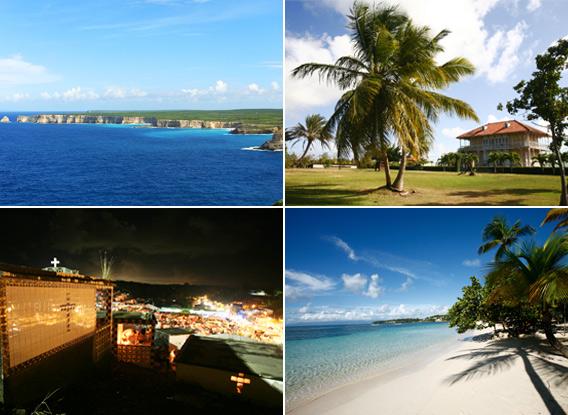 La Grande-Terre en images Guadeloupe