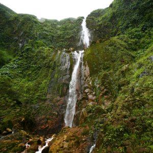 Première chutes du Carbet Guadeloupe