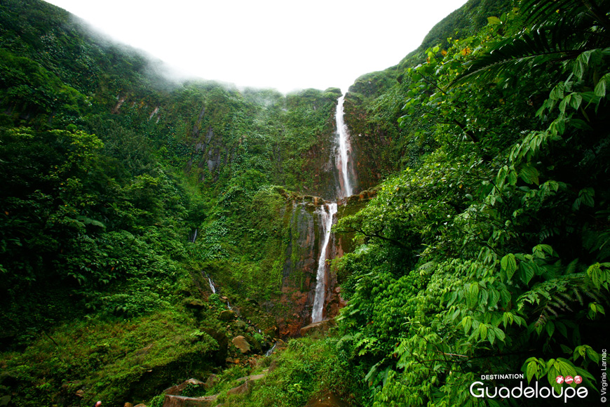 Chutes du Carbet Guadeloupe