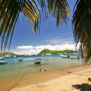 Les Saintes, iles de Guadeloupe