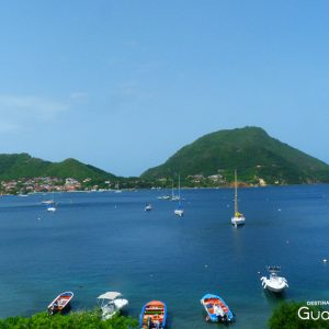 Les Saintes, ile de Guadeloupe