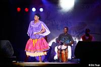 Le gwo ka en Guadeloupe