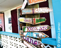 Kreol West Indies Guadeloupe