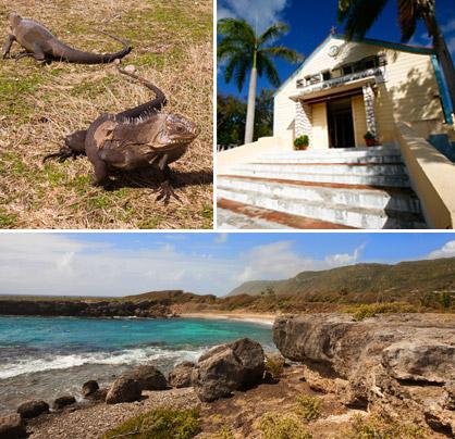 La Désirade en images, île de Guadeloupe