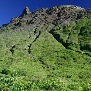 Sommet de la Soufrière Guadeloupe