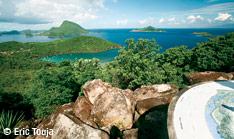 Rando Boucle de l'étang, Guadeloupe