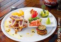 Restaurant La plage Guadeloupe
