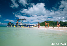 Grand Cul-de-Sac marin, Guadeloupe