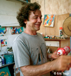 Piaf, artiste Guadeloupe