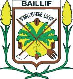 Armoiries ville de Baillif Guadeloupe