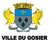 Blason ville du Gosier Guadeloupe