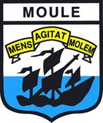 Blason ville le Moule Guadeloupe