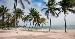 Plages et lagons la Désirade Guadeloupe