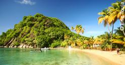 Plages et lagons des Saintes Guadeloupe