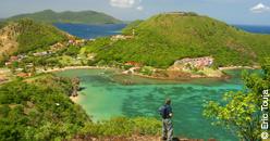 Randonnées aux Saintes Guadeloupe