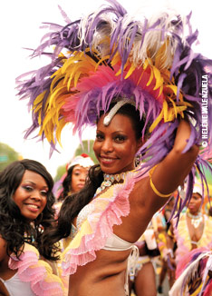 Carnaval de Brooklyn, Caraïbes