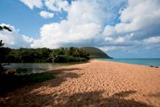 Grande-Anse, plage de Guadeloupe
