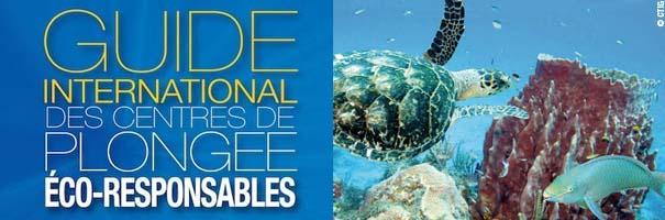 Guide des centres de plongée éco-responsables