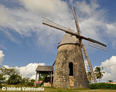 Moulin Bézard, Marie-Galante, Guadeloupe