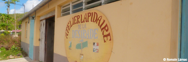 Atelier Lapidaire la Désirade