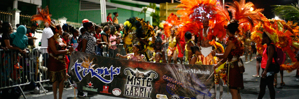 Carnaval Guadeloupe 2014