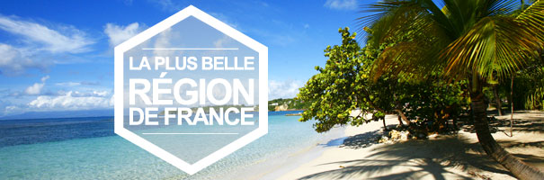 Guadeloupe dans la plus belle région de France sur M6