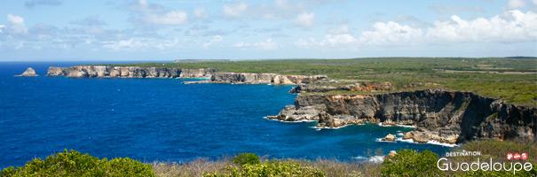 La Pointe de la Grande Vigie Guadeloupe