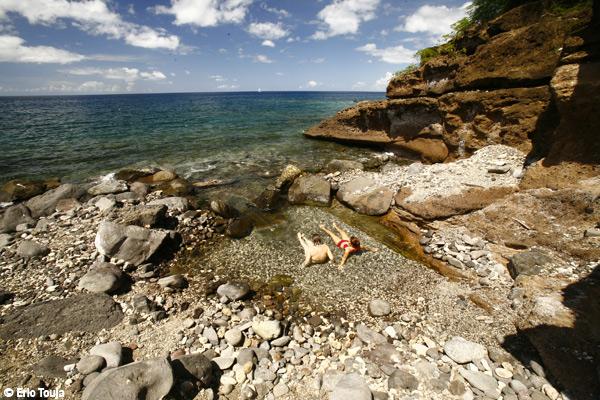 Bains Thomas, Bouillante Guadeloupe