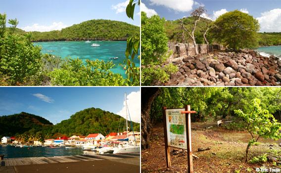 Terre-de-Bas, les Saintes Guadeloupe