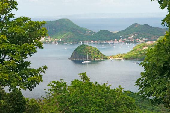 Terre-de-Haut les Saintes, Guadeloupe