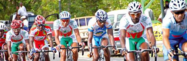 Tour cycliste de Guadeloupe 2013