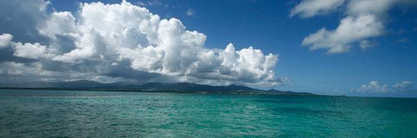 Grand Cul-de-Sac Marin, excursion en Guadeloupe