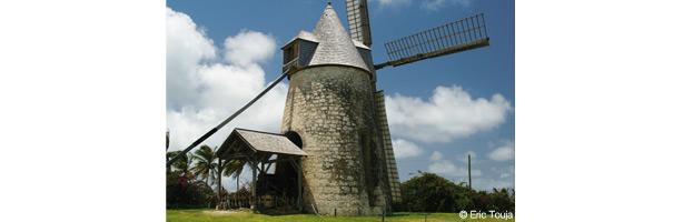 Moulin de Bézard Marie-Galante