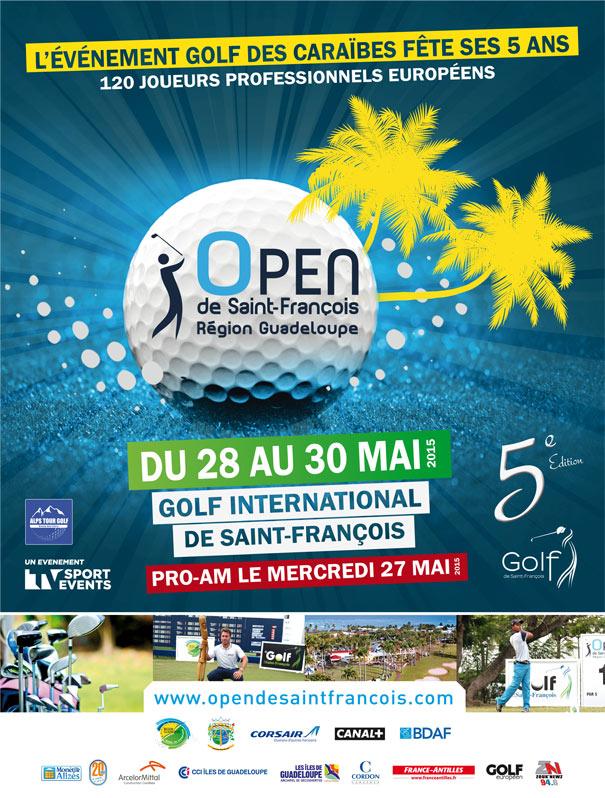 Open de Golf de Saint-François