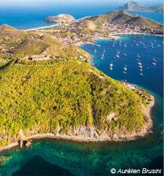 La Guadeloupe, il y a tant d'îles en elles