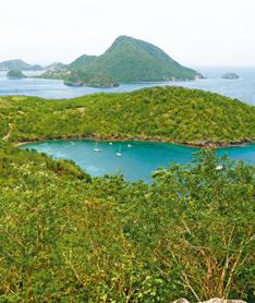 Terre-de-Bas Guadeloupe