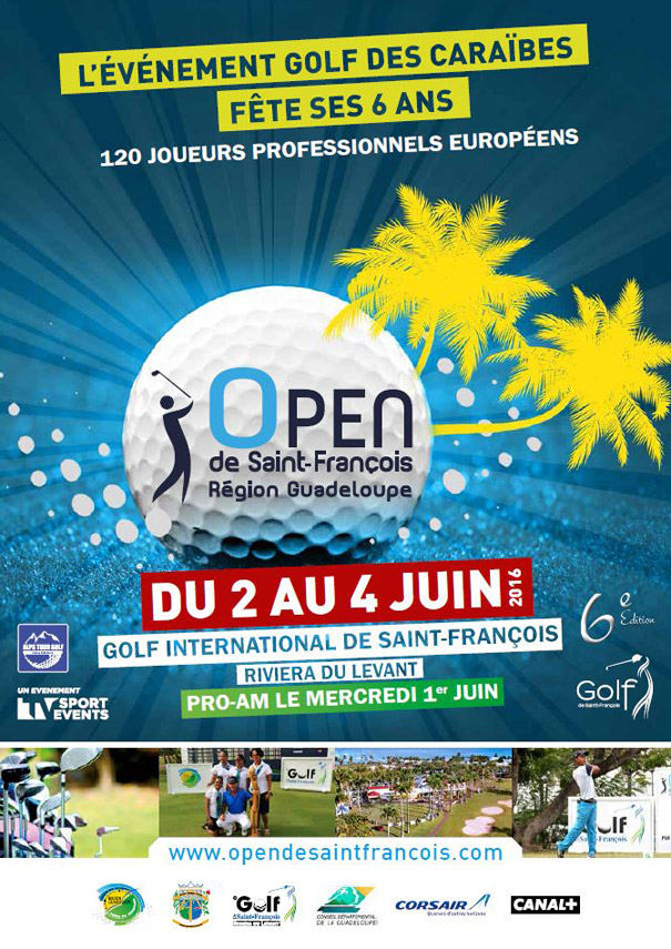 Open de Golf de Saint-François région Guadeloupe