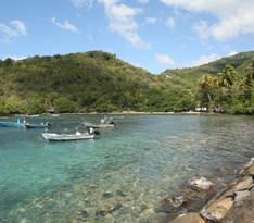 Anse à la barque Guadeloupe