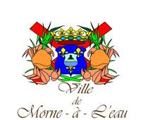 Blason ville de Morne-à-l'Eau Guadeloupe