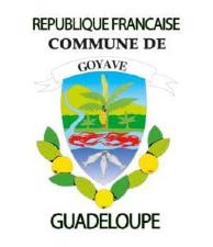 Armoiries ville de Goyave Guadeloupe