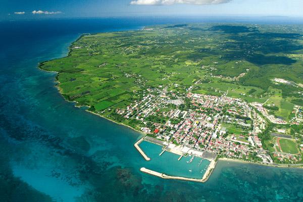 Grand-bourg de Marie-Galante
