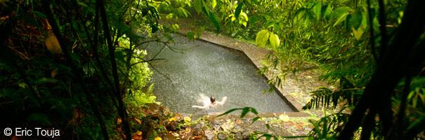 Les bains jaunes Guadeloupe